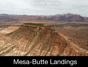 Mesa-Butte Landings