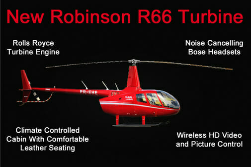 New Robinson R66 Turbine