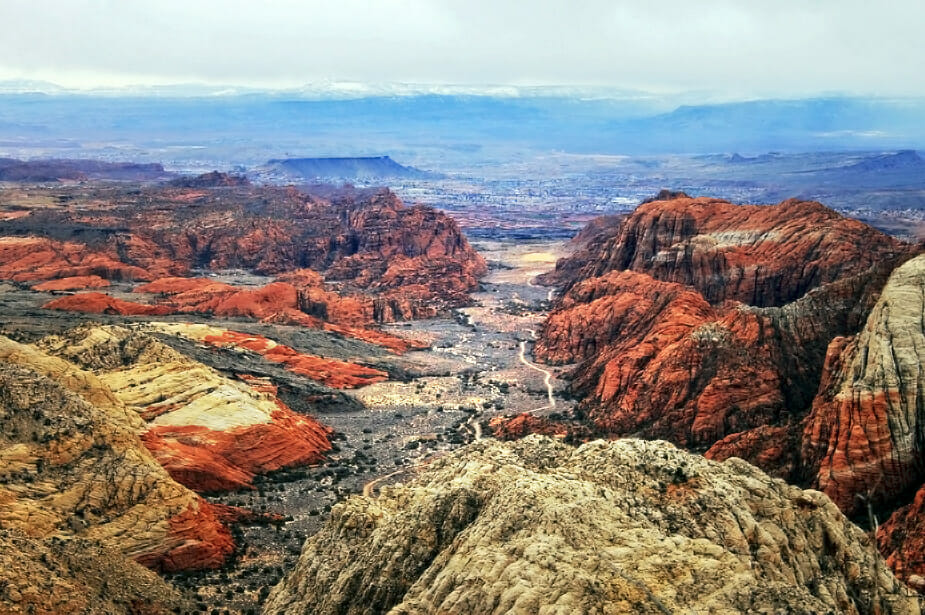 Snow Canyon
