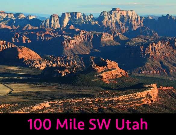 100 Mile SW Utah