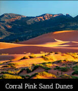 Corral Pink Dunes