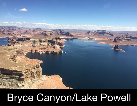 Lake Powell Feature