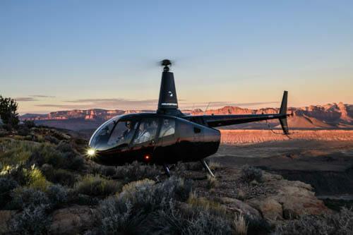 Mesa Butte Landing