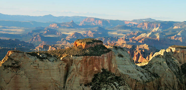 southern utah helicopter tour