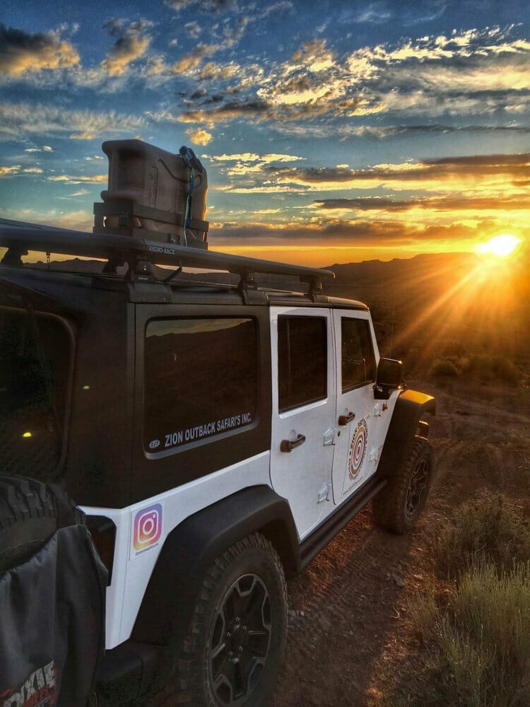 zion 360 jeep & helicopter tours