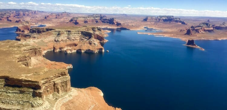 lake powell helicopter tours